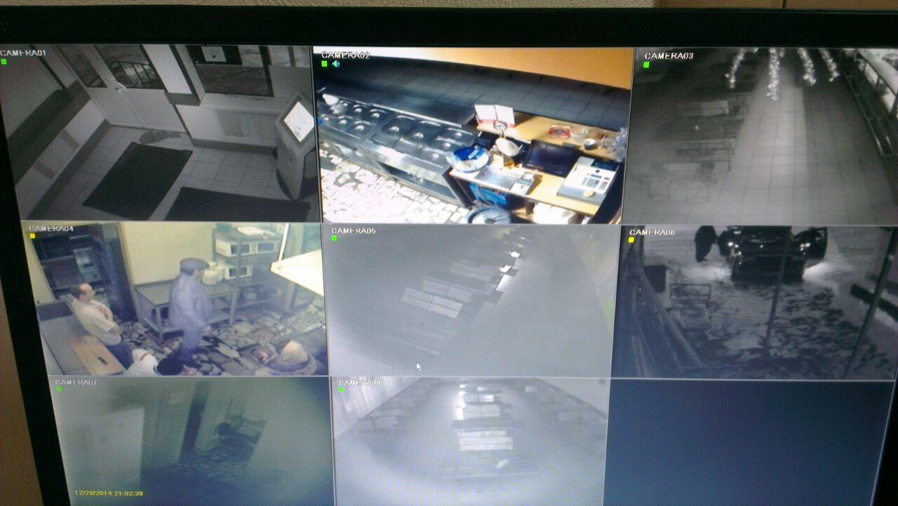 Установка видеонаблюдения в Москве расценки