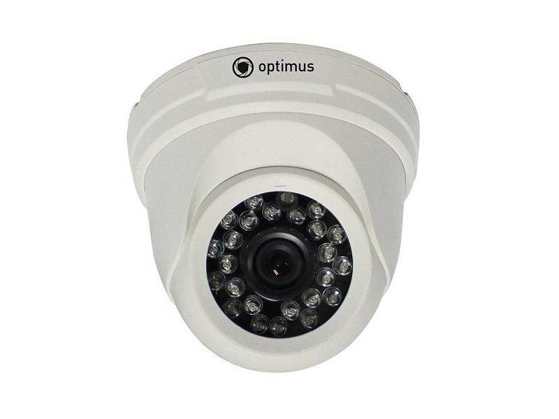 Купольные AHD видеокамеры видеонаблюдения характеристики
