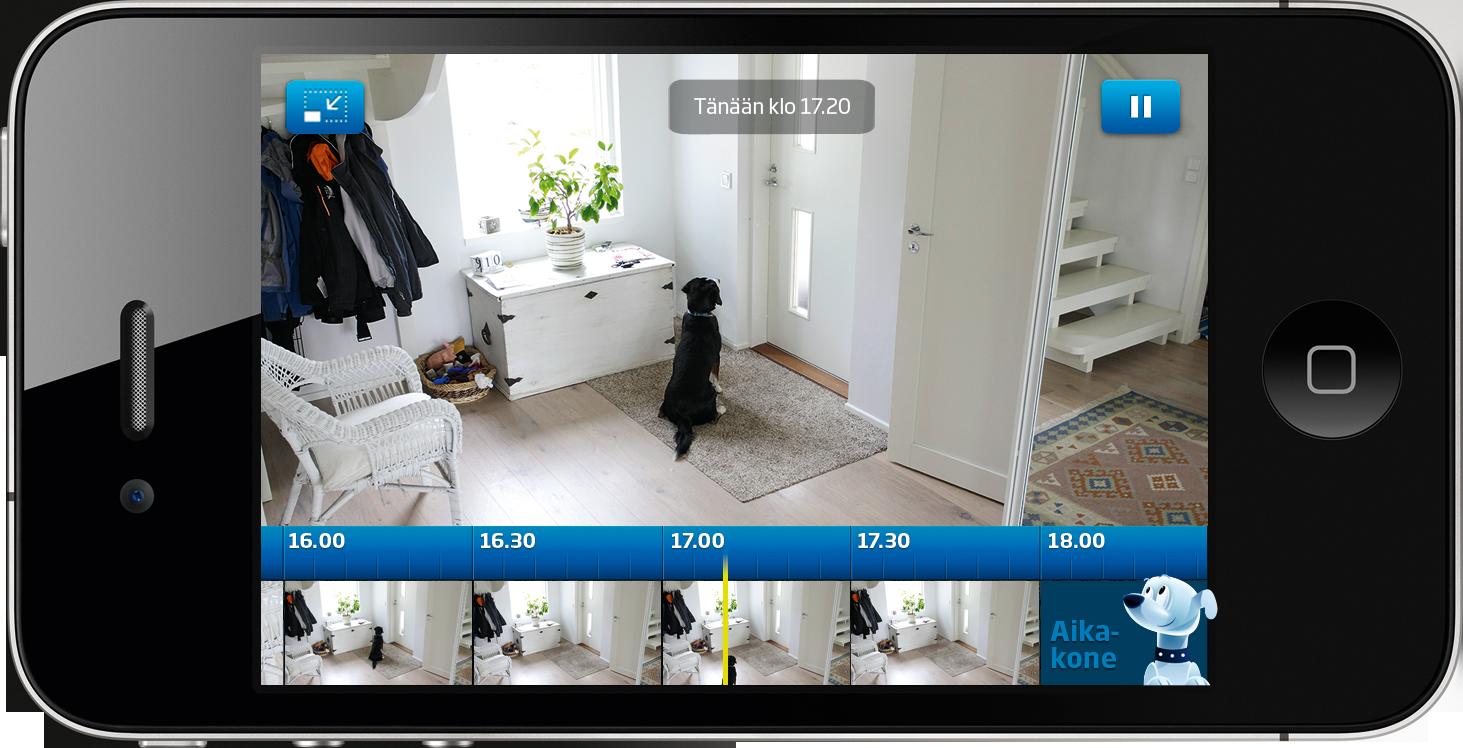 готовые комплекты IP видеонаблюдения