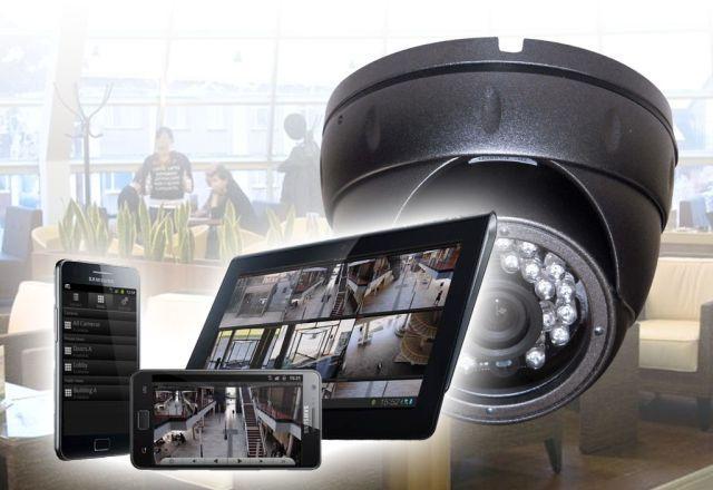 Установка видеонаблюдения Королёв прайс