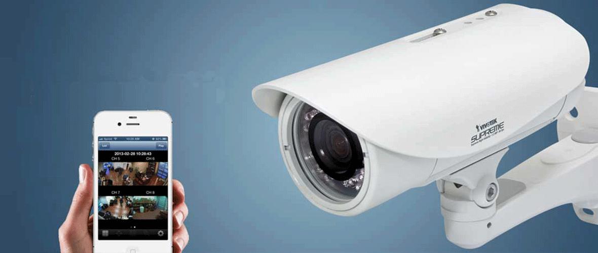 Установка видеонаблюдения Подольск